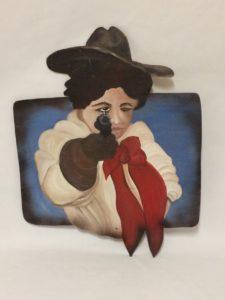 Annie Oakley Western Signage