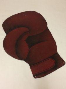 Boxing Glove Signage