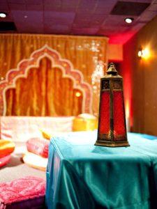 Indian theme decor