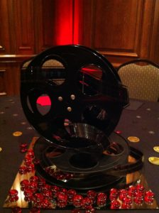 Movie Reel Centerpiece (2)