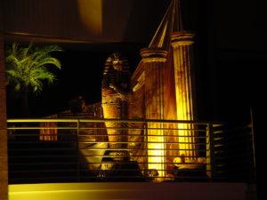 Egyptian Sarcophagus Prop