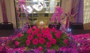 Masquerade Theme Roses