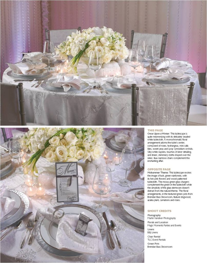 Wedding Magazine Photo Shoot