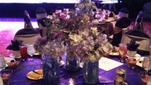 VIP Centerpiece Nautical theme decor