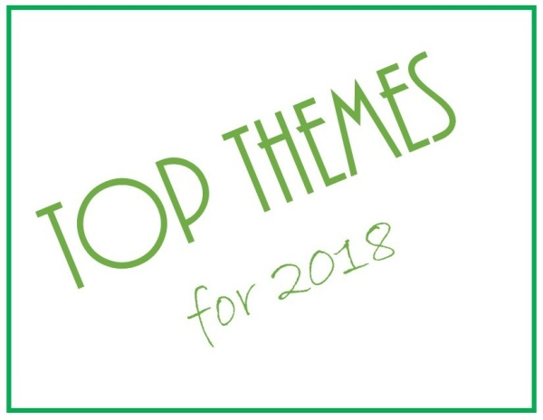 Top Themes for 2018
