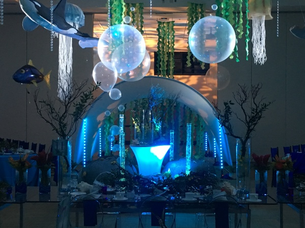 Under the Sea – Magic Moments Parties and Events